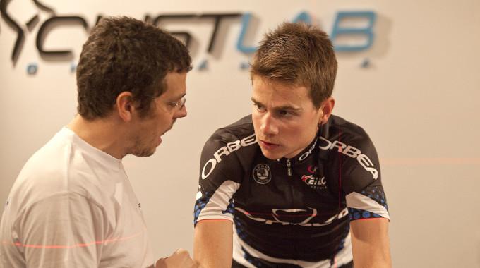 ALBERT MORENO VISITA CYCLIST LAB